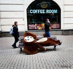 Весёлые алкаши (45 фото)