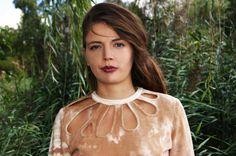 Sweatshirts - Sweatshirt Batik Gr. 34, 36, 38, 40 Erdtöne - ein Designerstück…