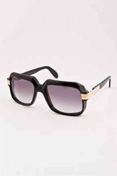 4333f3a047e90 Cazal 607 Black Sunglasses Black Sunglasses