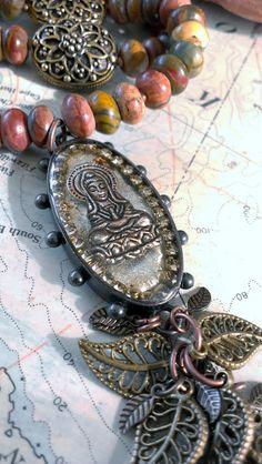 starrgazer creates: Adorned Relics with Kristen Robinson