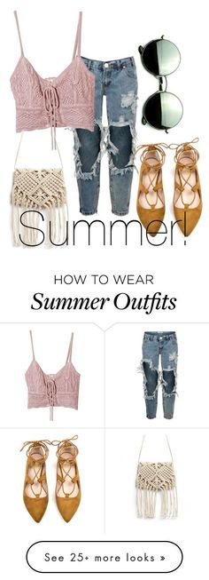 "Collection Of Summer Styles    ""Summer outfit!"" by aristar10 on Polyvore featuring One Teaspoon, Jens Pirate Booty and Revo    - #Outfits  https://fashioninspire.net/fashion/outfits/summer-outfits-summer-outfit-by-aristar10-on-polyvore-featuring-one-teaspoon-jens-pirate-bo/"
