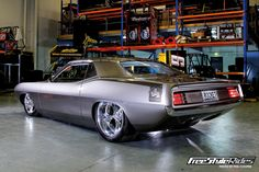 KING KONG CUDA – 1970 PLYMOUTH BARRACUDA -                                                                                                                                                                                 Mehr