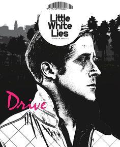 Drive Little White Lies Cover