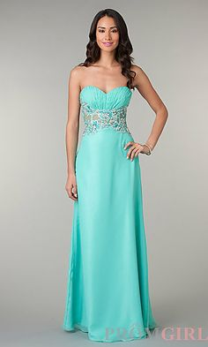 Sequin Mac Duggal 6089N Teal Bi-level Prom Dress Cheap [Mac Duggal ...