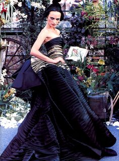 Christian Dior F/W 1997 Haute Couture