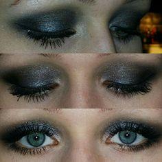 #makeup #black