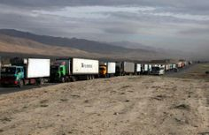 Robot Truck Convoy Tested In Nevada | Popular Science