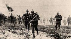 Der Erste Weltkrieg Tag für Tag: 4. September 1914 Deutschland weiter auf dem…
