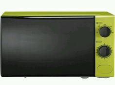 New Colourmatch Solo Microwave Le Green