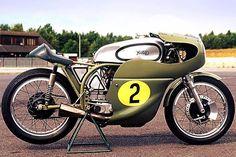 Norton Café racer