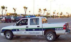 Chevrolet S10 . Policía de la Provincia de Buenos Aires