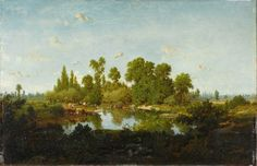 J.PAUL GETTY MUSEUM PRESENTS: Unruly Nature: The Landscapes of Theodore Rousseau