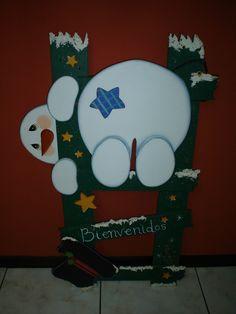 Escalera Frosty