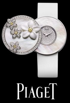 Piaget Watch With Diamonds | The House of Beccaria#