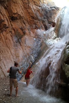 Find a waterfall on your next road trip.     waterfall, road trip, roadtrip, rv, rv travel, rving, rver