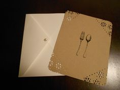 Rustic Rehearsal Dinner Invitation Sets by SweetThreesBoutique, $20.00