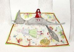 Little Red  by Hazel Terry