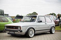 Golf mk1 GTi by EgzonBerisha, via Flickr