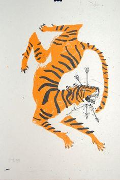 tiger arrow