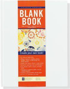 Studio Series Blank Book, Journals, Sketchbooks and Drawing Pads, Peter Pauper Press