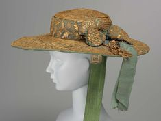 Straw Hat, 1750