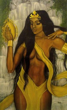 MAFEREFUN MI BELLA YEYE OSHUN  by Chleo Splendora