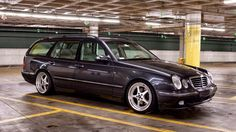 Mercedes-Benz E320 S210 Wagon Tuning | BENZTUNING | Performance ...