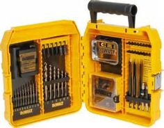 dewalt tool sets - Bing Images