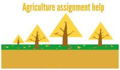 Agriculture assignment help