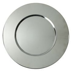 Have to have it. Charge it by Jay Bridal Metal Round Charger Plate $14.99