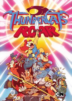 The ThunderCats are back again! Animation recently announced the new cartoon series, ThunderCats Roar that will premiere on Cartoon Network in Snarf Thundercats, Thundercats Cartoon, He Man Thundercats, Thundercats 2011, Thundercats Characters, Entertainment Weekly, Blog Nerd, Geeks, Cadena Cartoon