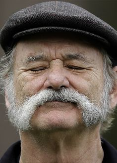 Young Bill Murray Mustache 1000+ images about mal...