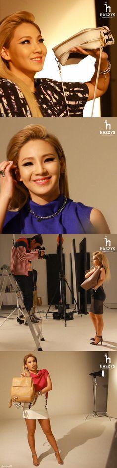 2NE1 | CL  #Hazzys