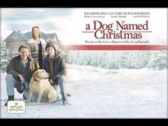 Christmas Movies For Kids - A Dog Named Christmas (2016) - Hallmark Movies - YouTube