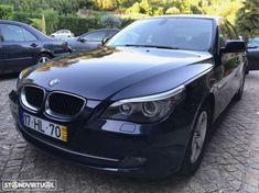 BMW 520 dA preços usados