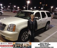 #HappyBirthday to Gayle from Eric Dotson at McKinney Buick GMC!  https://deliverymaxx.com/DealerReviews.aspx?DealerCode=ZAKC  #HappyBirthday #McKinneyBuickGMC