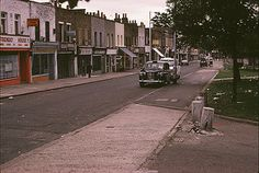 HACKNEY – CLARENCE ROAD 1984