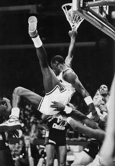 Michael Jordan. Get the best tips on how to increase your vertical jump here: