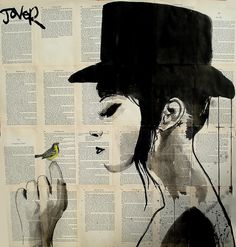 """canary"" by Loui Jover 