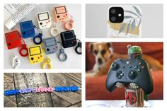 We've rounded up 10 cool tech gifts under $25 for everyone on your list. From Bluetooth speakers to wireless earbuds, we've got you covered. More: CoolMomTech.com   Tech gifts for kids | tech gifts for adults | gamer gifts | geeky gifts | affordable holiday gifts | holiday savings | tech accessories | stocking stuffers | christmas gifts | Hanukkah gifts   #techgifts #gamergifts #techaccessories Tech Gifts For Dad, Cool Tech Gifts, Cool Gifts For Kids, Hanukkah Gifts, Holiday Gifts, Christmas Gifts, Wireless Earbuds, Bluetooth Speakers, Thoughtful Gifts For Her