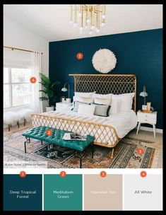 20 Dreamy Bedroom Color Schemes Shutterfly with regard to Modern Bedroom Color Schemes Best Bedroom Colors, Bedroom Color Schemes, Small Bedroom Paint Colors, Modern Color Schemes, Home Color Schemes, Calming Bedroom Colors, Apartment Color Schemes, Modern Colors, Paint Schemes