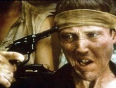 """The Deer Hunter - The first time I ever saw Christopher Walken was on Saturday Night Live.  After watching the Deer Hunter my first thought was """"my god this guy can act"""".  He out shined Robert De Niro in this this movie, which is something few have done."""
