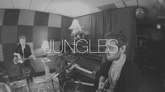 """Jungles"" Ivory Tribes - Acoustic Session — Jamie Digital Art 