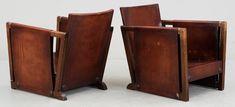 Swedish armchairs 1930
