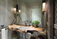 15 Luxury Bathrooms With An Aquatic Twist