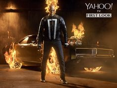 First Image of Ghost Rider From Agents of SHIELD Revealed  Ahead ofGabriel Luna's debut asGhost Rider(aka Robbie Reyes) on Marvel's Agents of S.H.I.E.L.D. in just over a weekABC has pulled back the curtain on the first official image of Ghost Rider in Season 4.  The image comes courtesy of Yahoo TVand showcases Luna's fiery character standing in front of a flaming1969 Dodge Charger.  Gabriel Luna as Ghost Rider via Yahoo! TV  Continue reading  https://www.youtube.com/user/ScottDogGaming…