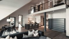 LOFT STYLE LUXURY STAIRS - Google Search