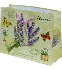 #Geschenktaschen #Geschenktüten Lavender, Notebook, Deco, The Notebook, Exercise Book, Lavandula Angustifolia, Scrapbooking