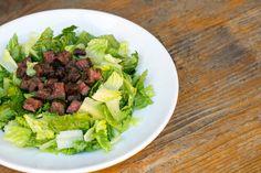 Today's craving. Delicious Dishes, Cobb Salad, Cravings, Menu, Fresh, Food, Menu Board Design, Essen, Meals