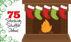 It can be hard to think of stocking stuffer ideas for Christmas, so here's some help with the guesswork. Here are 75+ stocking stuffer ideas for all ages! These could all be purchased for under $10.